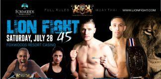Lion Fight 45