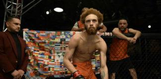 Luis Pena represents Arkansas MMA