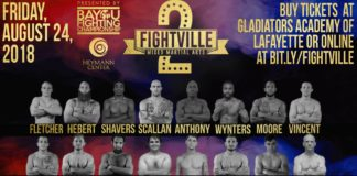 Bayou Fighting Championship