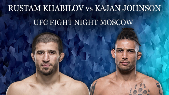 Khabilov vs Kajan Johnson