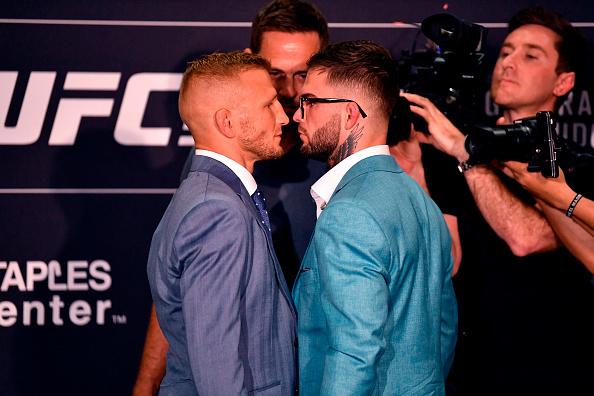 UFC 227 staff picks