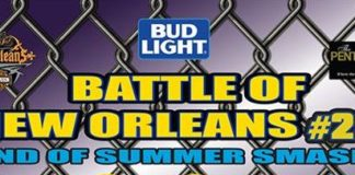 Battle of New Orleans MMA