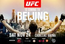 UFC Fight Night Beijing