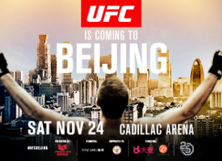 UFC Fight Night Beijing