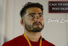 Cage Titans Randy Costa