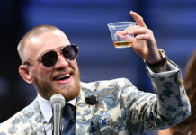 Conor McGregor whiskey