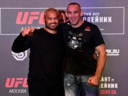 UFC Fight Night 136 staff picks