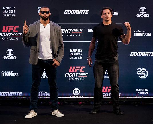 UFC Fight Night 137 staff picks
