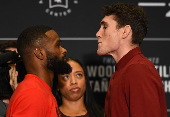 UFC 228 staff picks