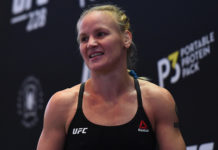 UFC women's flyweight - Valentina Shevchenko