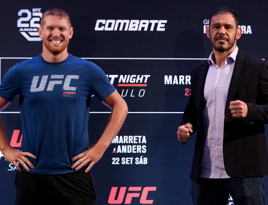 Santos vs. Anders