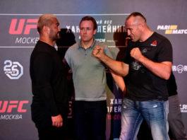 UFC Fight Night 136