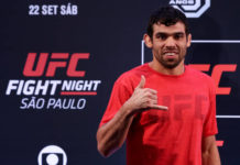 UFC Fight Night: Santos vs. Anders