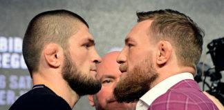 UFC 229 weigh-ins