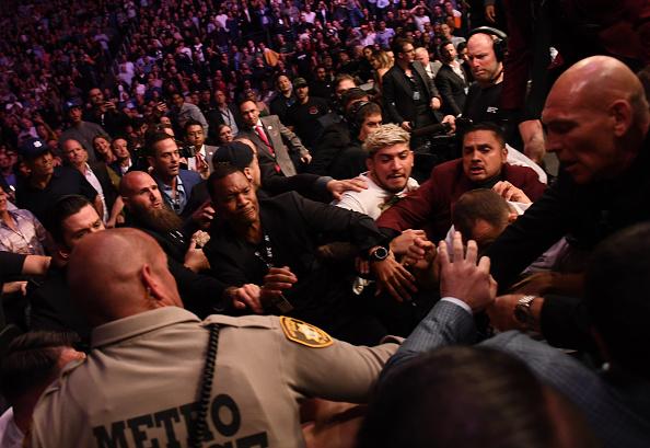 UFC 229 Aftermath