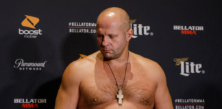 Bellator 208 weigh-in