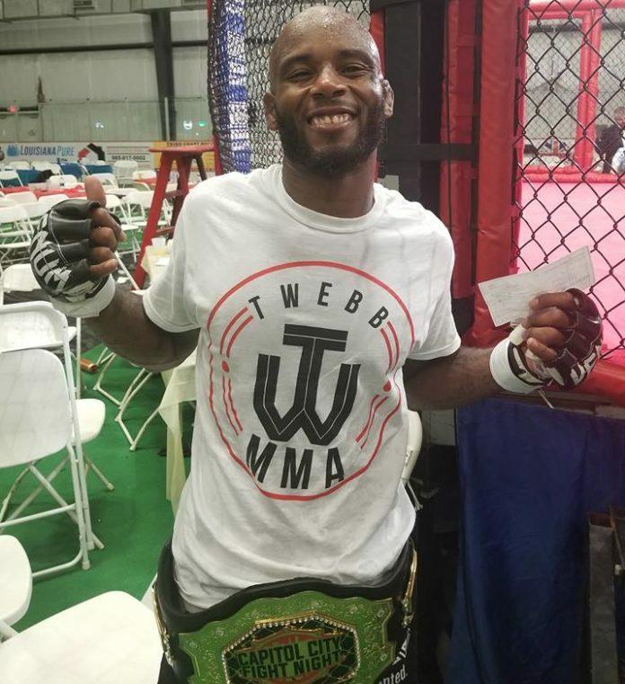 Bayou Fighting Championship: Capitol City Fight Night