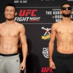 UFC Fight Night 139 staff picks