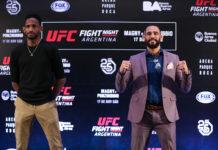 UFC Fight Night 140 staff picks
