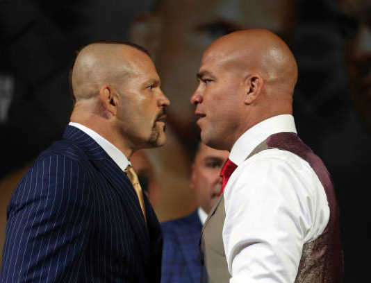 Golden Boy MMA: Liddell vs. Ortiz 3 Well, people doubted this would actually happen, but here we are.
