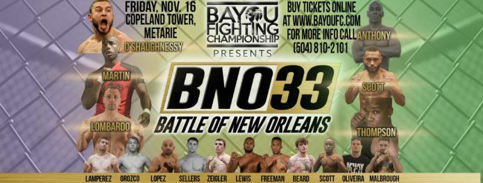 Bayou Fighting Championship