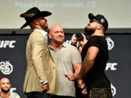 UFC Denver Parlay