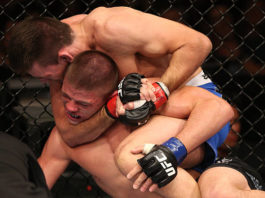 Grappling in MMA - Rear-Naked Choke