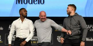 UFC 232 staff picks