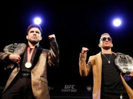 UFC on ESPN+ 1 staff picks