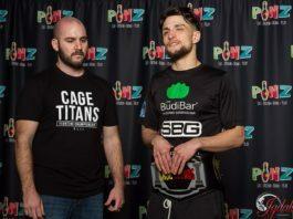 Cage Titans 42 Results