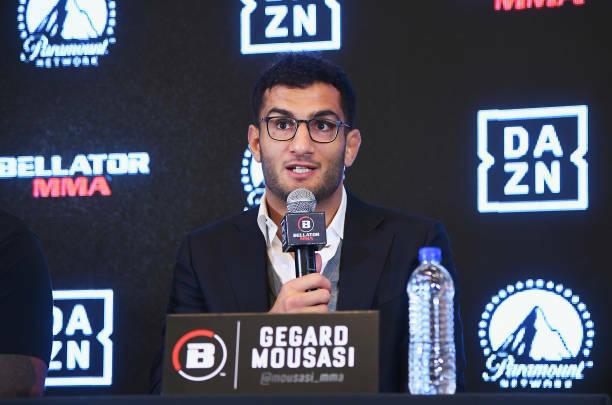 Gegard Mousasi