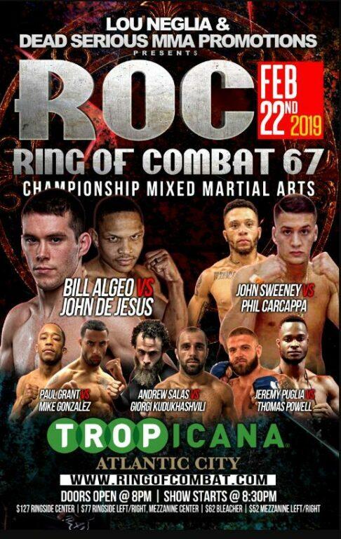 Ring of Combat 67