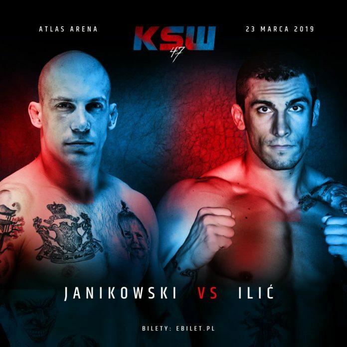 Janikowski KSW 47