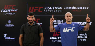 UFC Fight Night 144 staff picks