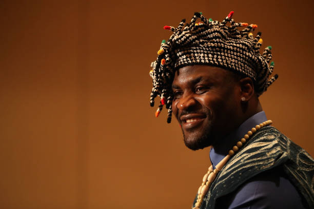 Francis Ngannou - West African MMA Stars