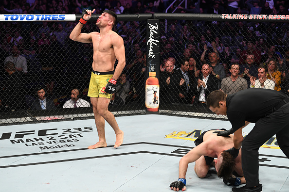 fights to make after UFC on ESPN 1