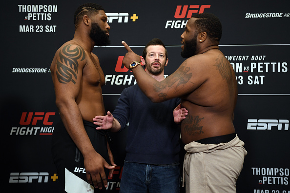 UFC Fight Night 148 staff picks