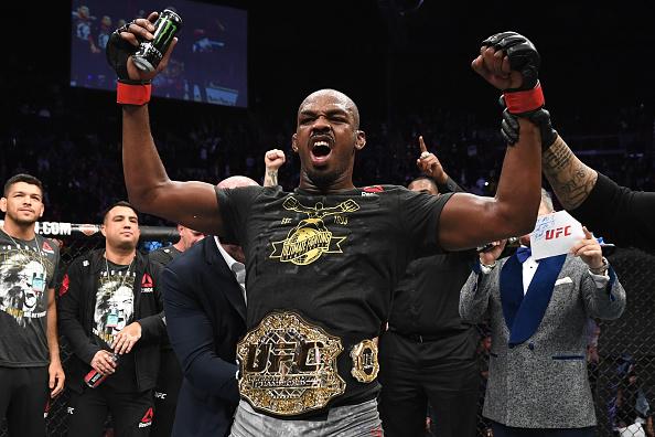 UFC champs