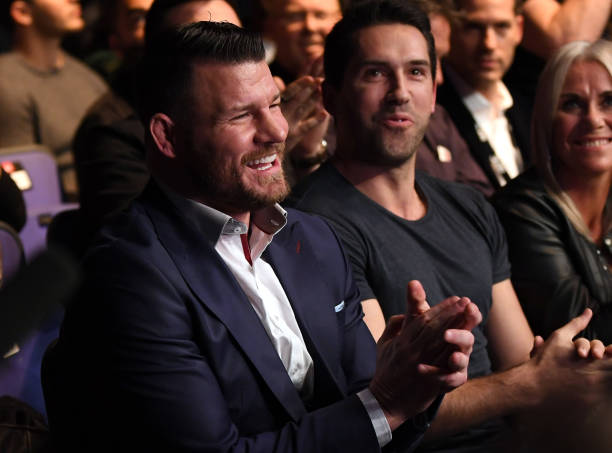 Michael Bisping MMA Twitter