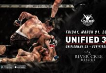 Unified MMA 36 results