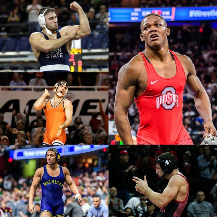 Wrestling to MMA