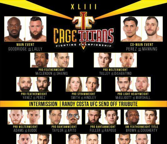 Cage Titans 43