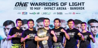 ONE Championship: Warriors of Light