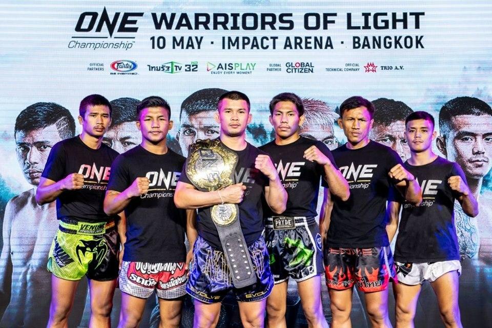 ONE Championship: Warriors of Light