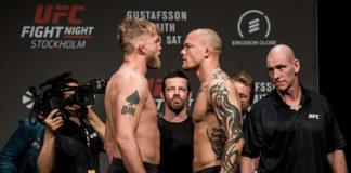 UFC Fight Night 153 Results