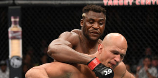 UFC on ESPN 3