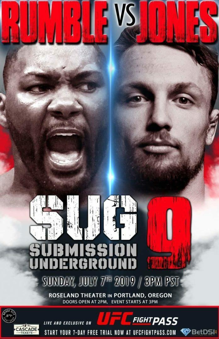 Submission Underground 9