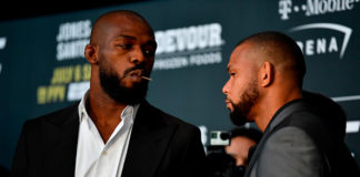 UFC 239 staff picks