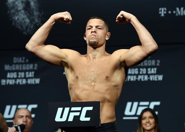 UFC - Nate Diaz