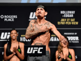 UFC 240 results